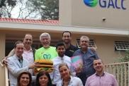 GACC Ribeirão Preto recebe visita do Instituto Sabin