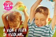 Projeto Vidão Kids da Cia Athletica