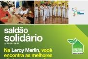 Leroy Merlin realiza saldão solidário com doação para o Hospital de Câncer de Ribeirão Preto