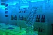 Pela primeira vez na cidade, bar de gelo itinerante é inaugurado no RibeirãoShopping