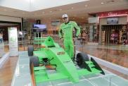 Fenasucro & Agrocana e RibeirãoShopping apresentam carro da Fórmula INTER