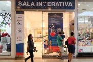 Sala Interativa Arte & Design