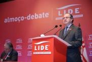 LIDE Ribeirão Preto promove encontro com Roberto Giannetti durante a Agrishow 2017
