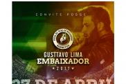Posse do cantor Gusttavo Lima como Embaixador 2017 da Festa do Peão de Barretos