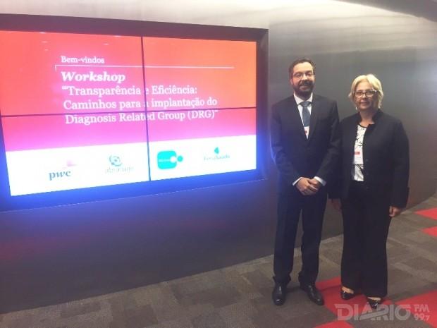 São Francisco Saúde marca presença em workshop realizado em São Paulo