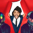 The Weeknd, Daft Punk
